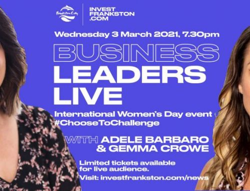 Business Leaders Live – International Women's Day
